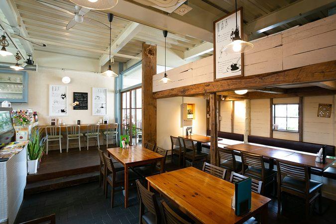 本山 de cafe HARUJI(モトヤマデカフェハルジ)12