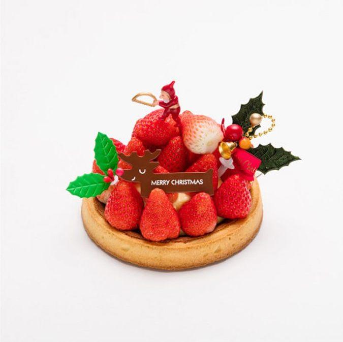 イチゴのタルト 4.5号