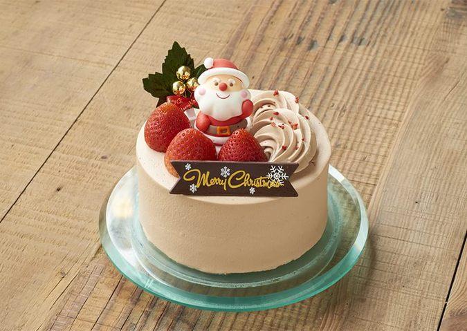 生チョコクリスマス