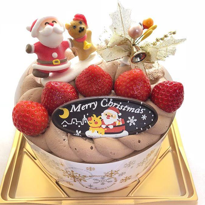 クリスマスショコラ