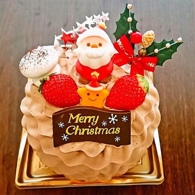 クリスマスショコラフレーズ