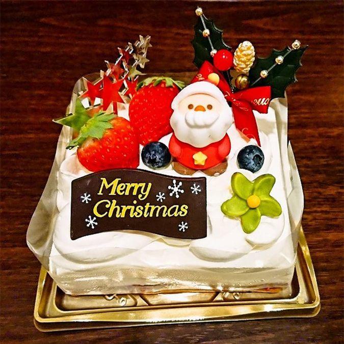 クリスマスレアチーズ