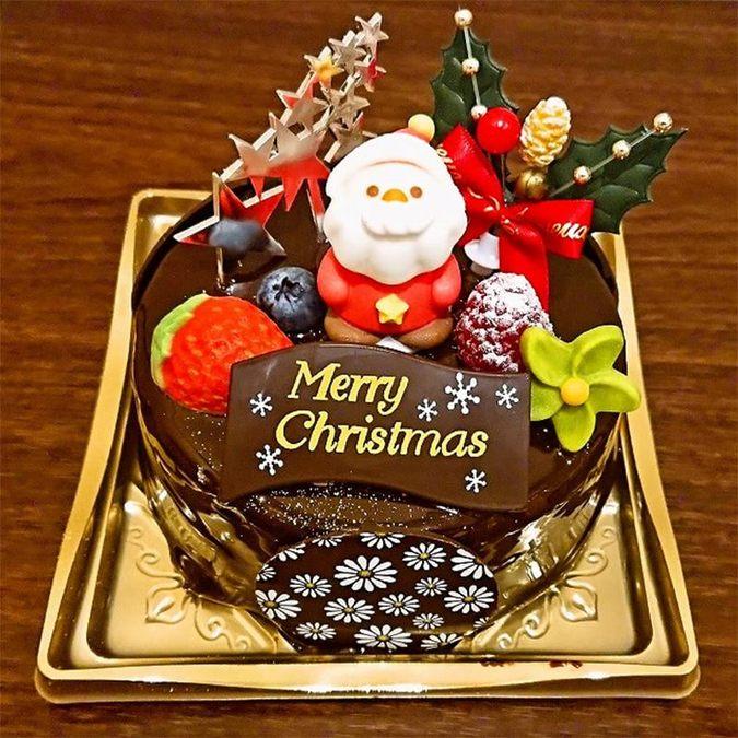 クリスマス濃厚ショコラ