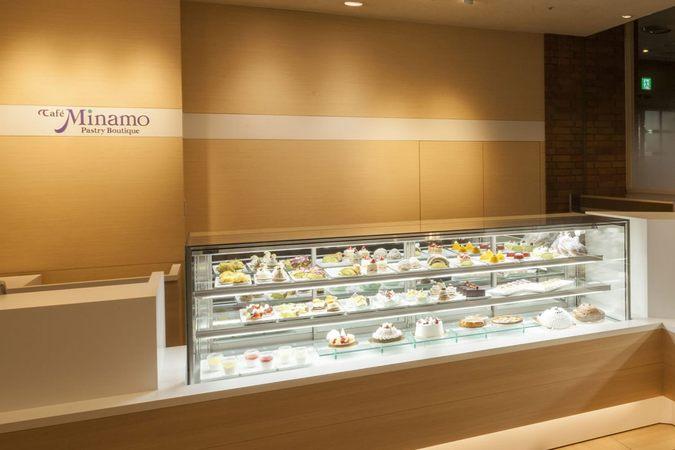 ANAクラウンプラザホテル札幌 カフェ ミナモ