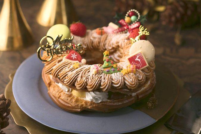 パリブレストキャラメルショコラ 16cm