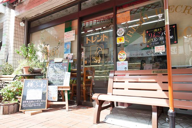 トレント洋菓子店(trento)