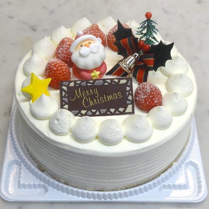 生クリームクリスマス