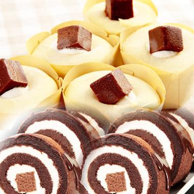 生チョコロール&とろーりポテト(神戸 最高級チョコレート)