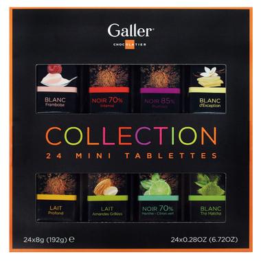 【ベルギー王室御用達】Galler(ガレー)24 MINI TABLETS ミニタブレット 24個入り