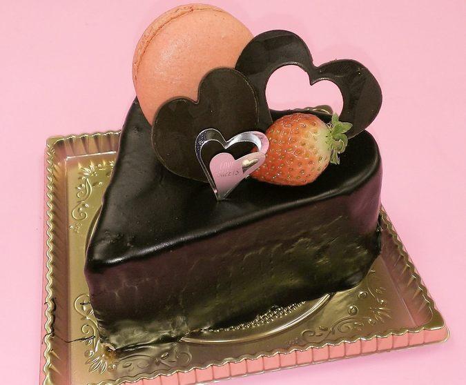 ≪バレンタイン限定≫ハートケーキ