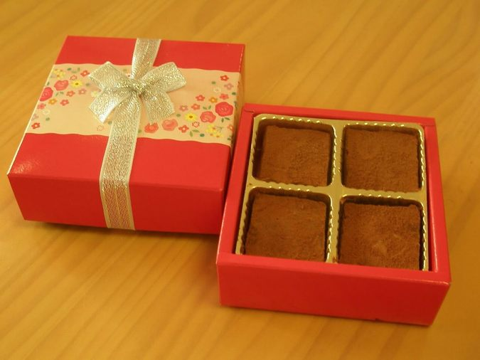 ≪バレンタイン限定≫生チョコエキストラ