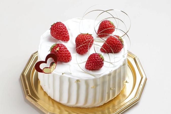 生デコレーションケーキ(チョコ)