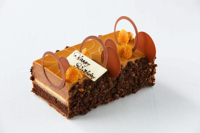 キャラメルショコラオランジュ