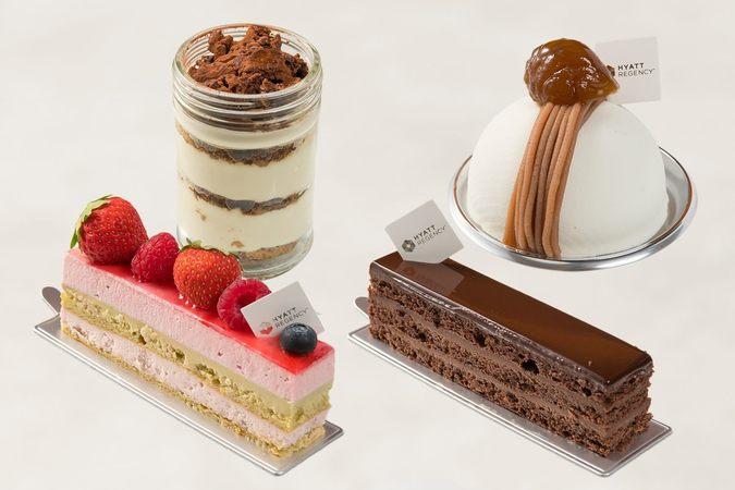 ≪セット≫ケーキ4点詰め合わせ