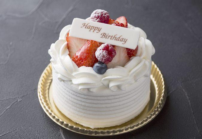 デコレーションショートケーキ 10cm