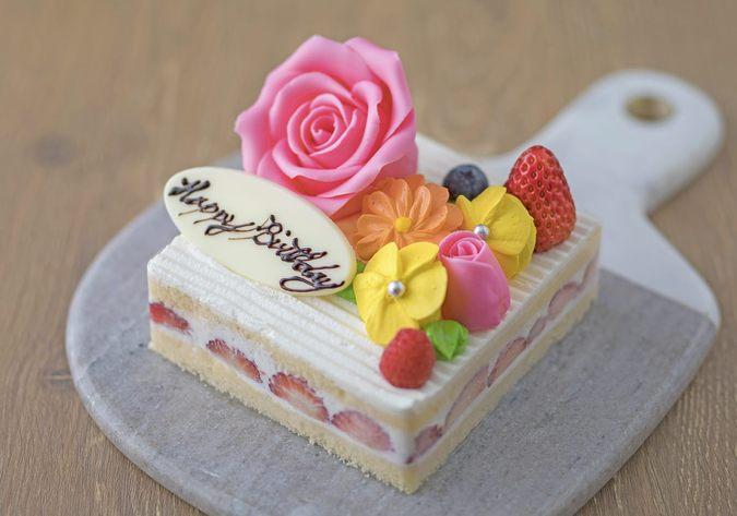 セレブレーションケーキ 12cm×12cm