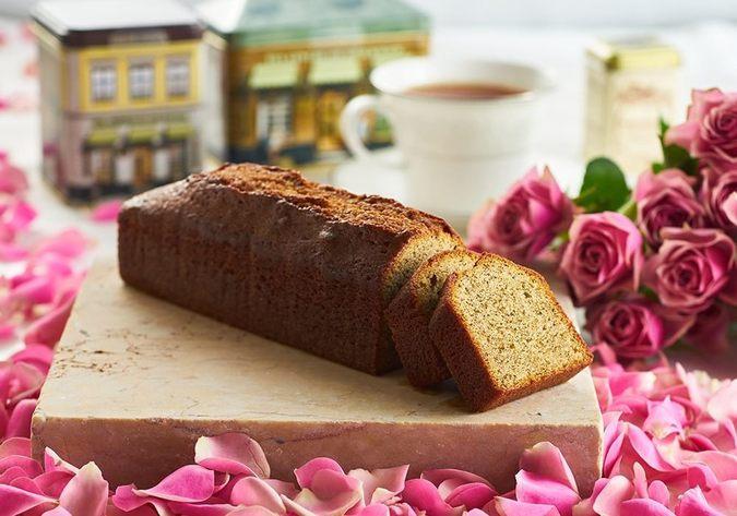 「セーデルブレンド」のパウンドケーキ