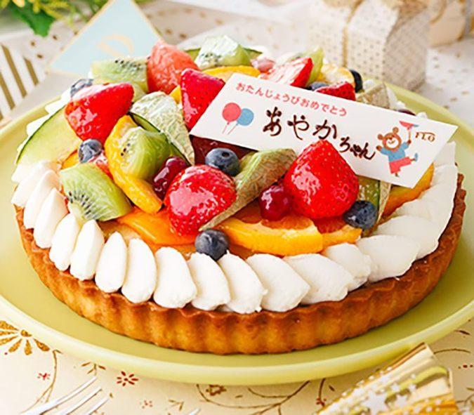 アニバーサリータルト-10種のフルーツ-