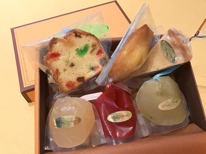 ≪セット≫焼菓子とゼリーの詰め合せ