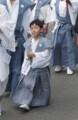 京都新聞写真コンテスト 大役を終えた小さな主役