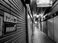 [神戸][シャッター街]
