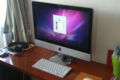 [Mac]リビングのiMac21.5インチ