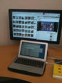[Mac]MacBook AirとLED Cinema Display