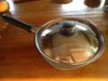 柳宗理のフライパン