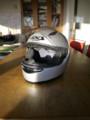スーパーカブ110プロ・ヘルメット