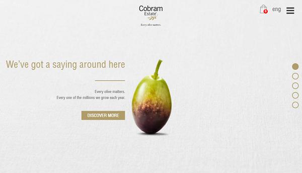CobramEstate公式ホームページ