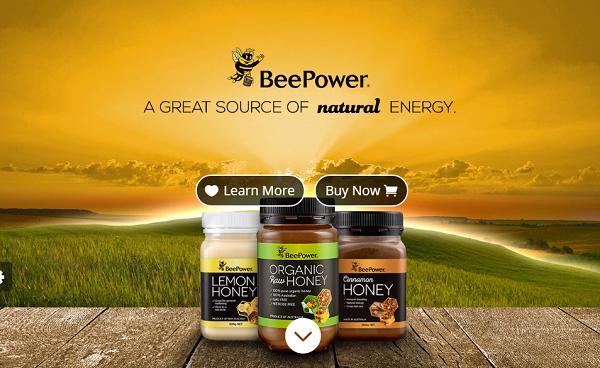 BeePower公式ホームページ
