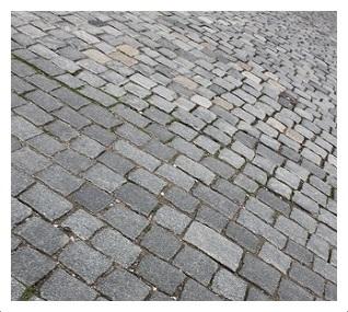 ドイツローテンブルク石畳FILE2711296