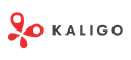 Kaligo Logo Red Black Sideways_120