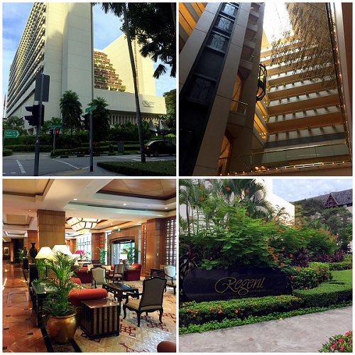 THE Regent singapore a Four seasons Hotel 2016-10-08