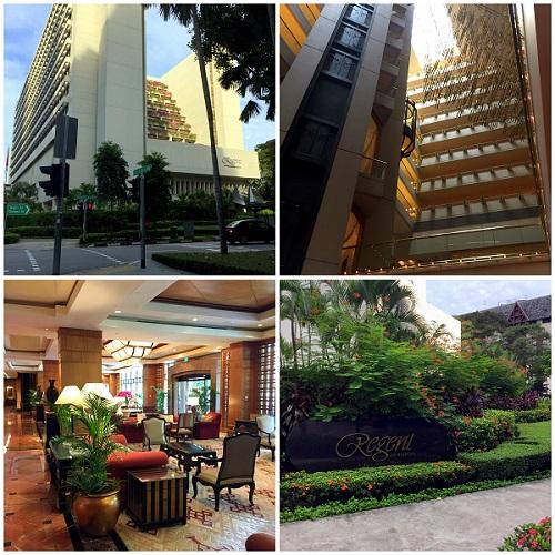 THE Regent singapore a Four seasons Hotel 2016-10-08