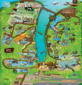 River Safari Map01