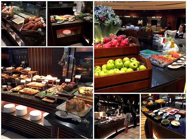 Regent Singapore a four seasons Hotel breakfast 2016-10-09