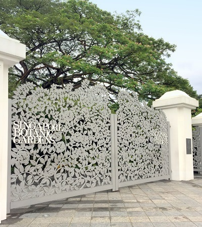 Singapore Botanic Gardens Tanglin gate IMG_6845