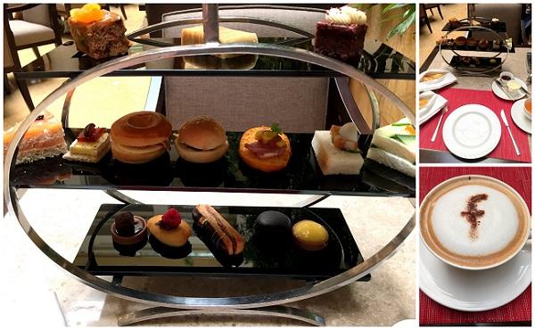 Singapore Fullerton Bay Hotel Courtyard Hight Tea 03 2016-10-09