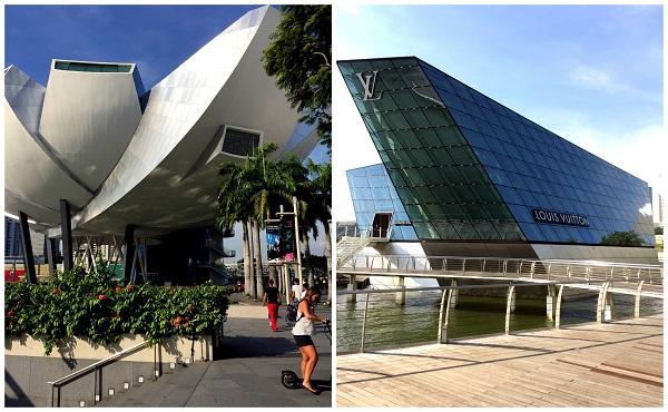 Singapore ArtScience Museum LV Shop 2016-10-09