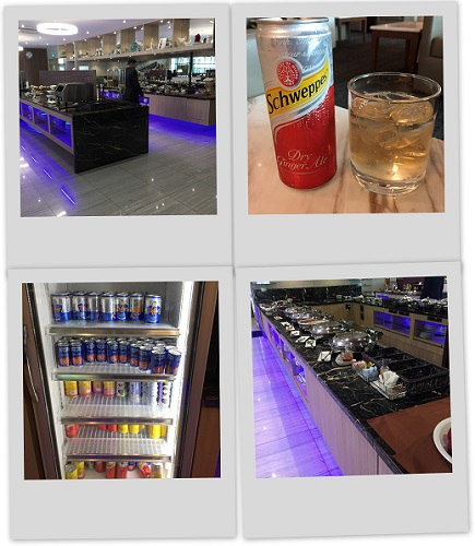 Singapore sats Lounge FOOD Drink 2016-10-10