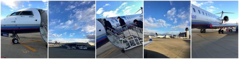 伊丹空港IBEX CRJ-700oita