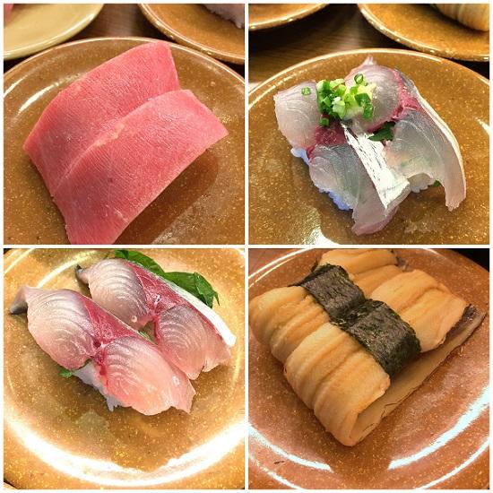 亀正くるくる寿司 大分 別府大学 寿司oita2