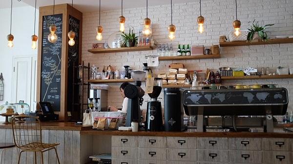 coffee-shop 海外コーヒーショップイメージ 無料画像