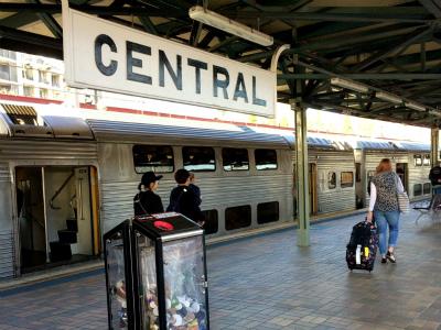オーストラリア シドニー セントラル駅 乗り換え Central Station