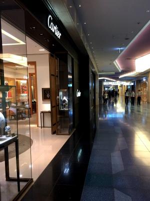 東京 羽田国際空港 免税店 ブランド カルティエ Cartier