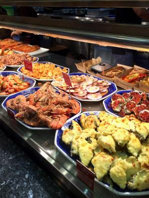 オーストラリア シドニーのフィッシュ・マーケット内のレストラン フィッシュ・マーケット・カフェ