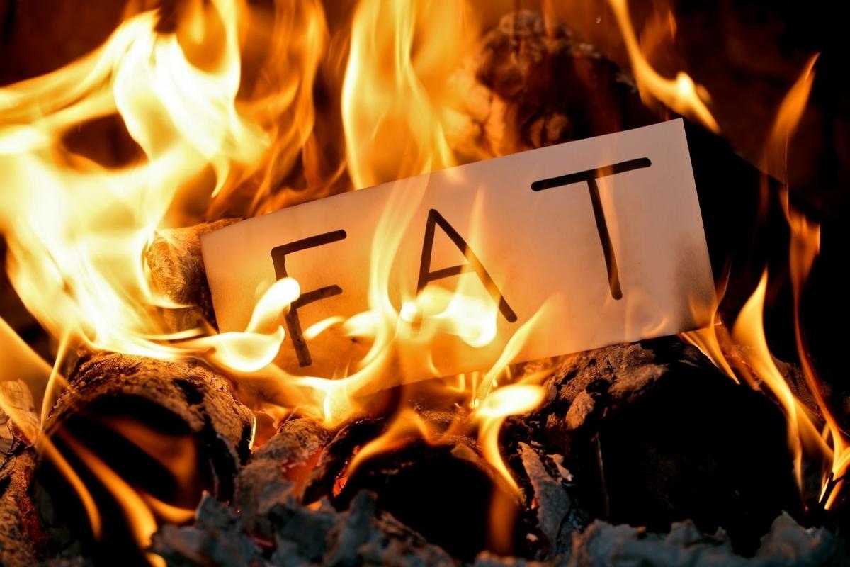 筋肉を1kg増やすと年間で消費するカロリーは4,745kcal、体脂肪に換算すると約650g
