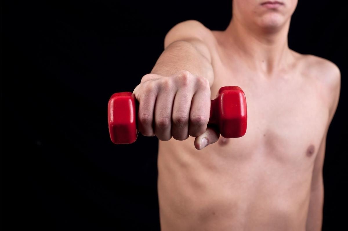 筋トレ初心者が1年必死に筋トレして増やせる筋肉量の限界は11.3kg
