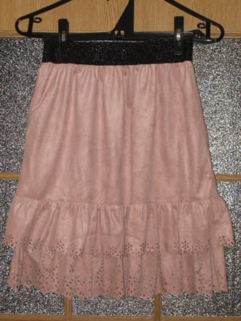 ペイトンプレイスピンクスカート